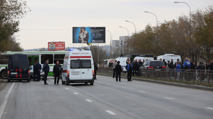 Volgograd suicide blast was planned for Moscow - Investigative Committee source