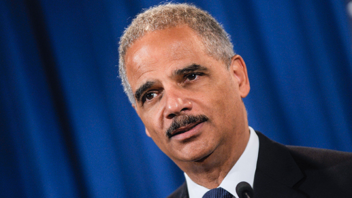 Average number of mass shootings per year in US has tripled - AG Holder