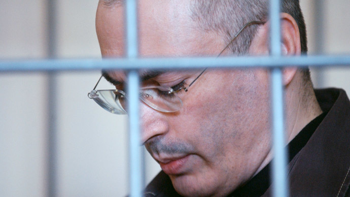 Pro-business party to talk cooperation with Khodorkovsky – report