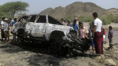 Pakistani victims of US drone attack to appear before Congress, despite setbacks