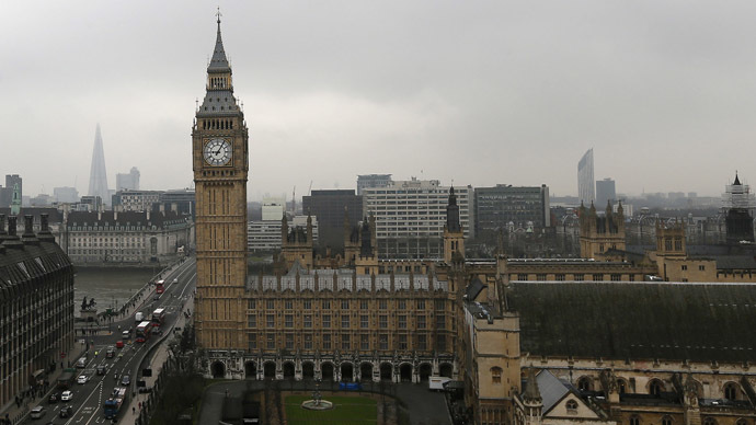 British MPs want 11% pay rise, but refuse expenses cut