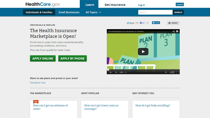 Hundreds of thousands lose insurance due to 'Affordable' Care Act