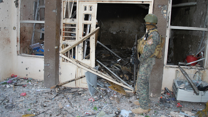 At least 17 police killed in new wave of blasts, militant attacks in Iraq