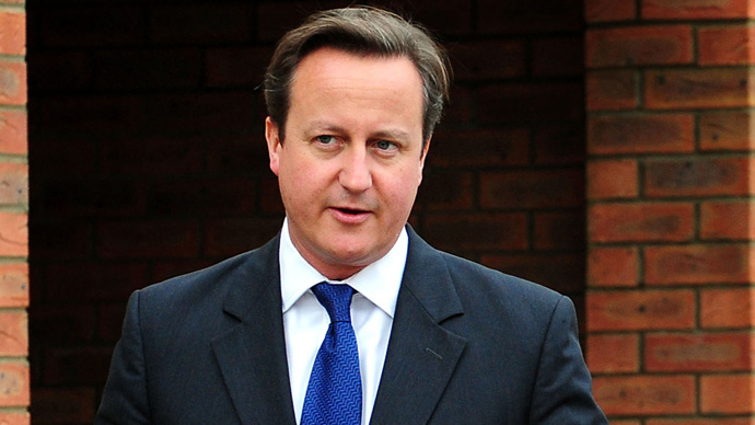 Cameron calls Facebook 'irresponsible' for lifting ban on beheading videos