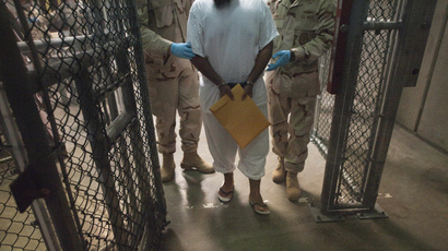 'Gitmo a black hole where no laws apply' – former detainee