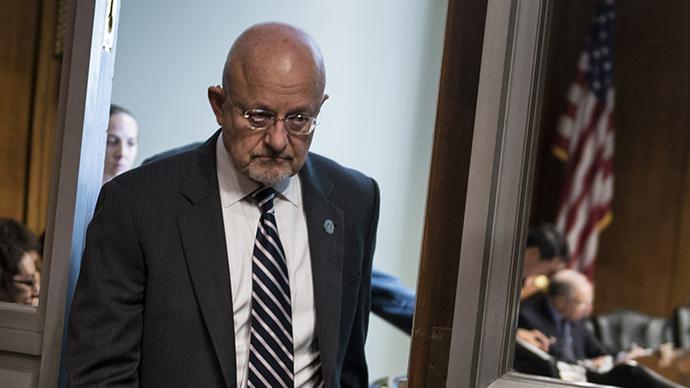 James R. Clapper (AFP Photo / Brendan Smialowski)