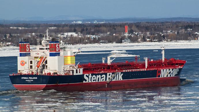 Stena Polaris (Photo by Steve Geronazzo / shipspotting.com)