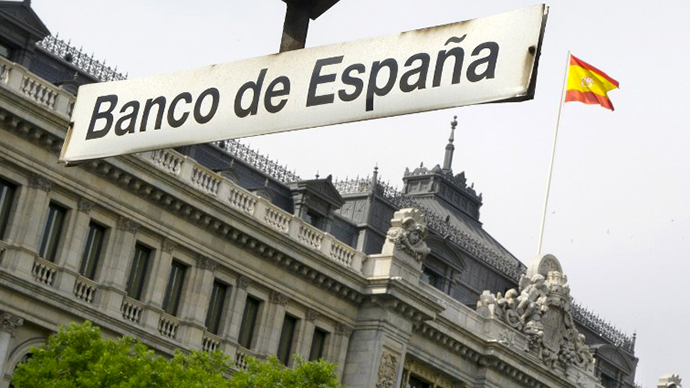 Spanish Central Bank says recession over
