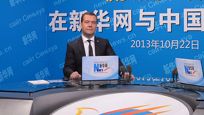 Without BRICS' growth, global economy 'would remain semi-depressed' – Medvedev
