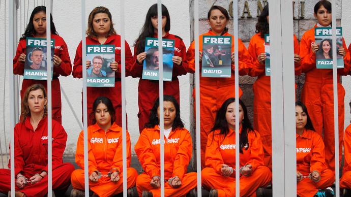 Arctic Sunrise : Greenpeace poursuit Moscou devant la CEDH