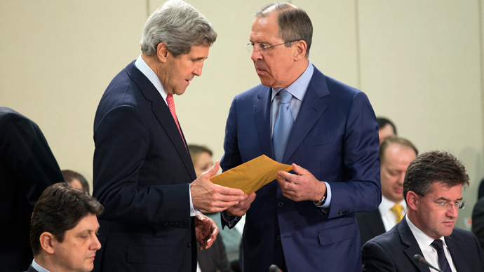 John Kerry: the US is ready to introduce new sanctions against Russia 02.26.2015 47
