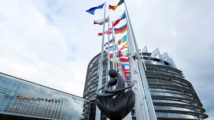 EU parliament votes to suspend US from financial databank to avoid spying