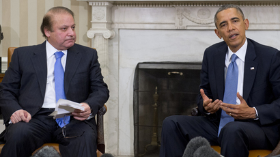 Pakistani politician threatens to stop NATO transit if drone strikes continue