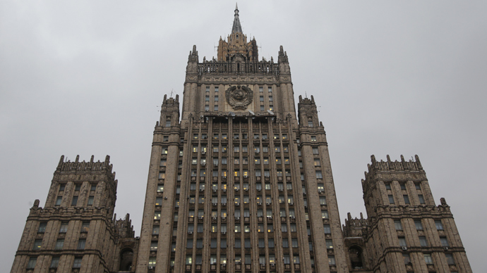 Moscow slams 'Friends of Syria' for undermining Geneva peace talks