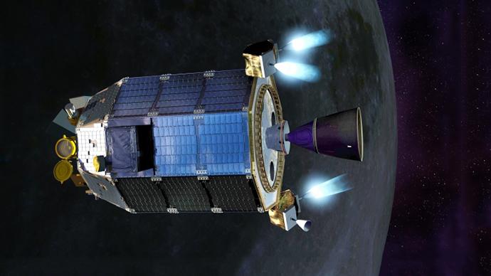 NASA hails new era of laser-fast interplanetary internet
