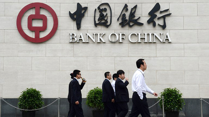 China's top 5 banks triple debt write-downs to avoid defaults