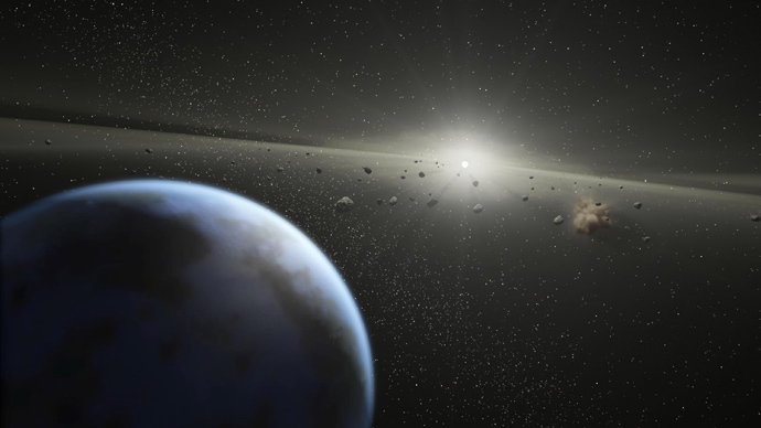 Is it a comet? Is it asteroid? 'Freakish' six-tail space rock discovered by NASA