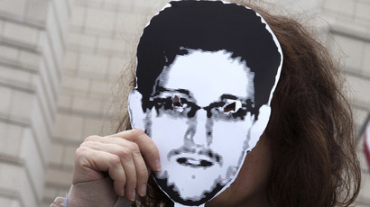 British PM slams Snowden revelations as helping 'enemies'