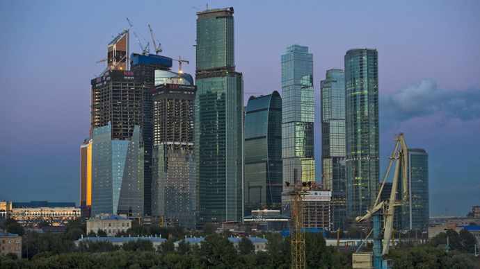 'If you build it, they will come' - Russia's financial field of dreams