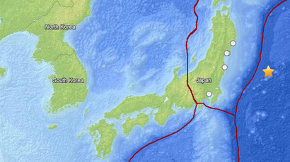 Another earthquake: New 4.9 tremor near Fukushima
