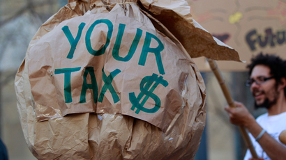 US corporations holding more than $2.1 trillion in untaxed profits overseas