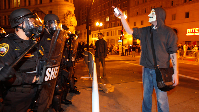 Oakland activist allegedly fired after police tracked him at protest, alerted his employer