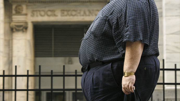 Obesity pandemic looms large as half of Britons could be overweight by 2050