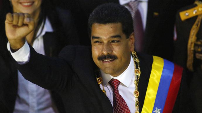 Venezuelan President Nicolas Maduro (Reuters/Jorge Silva)