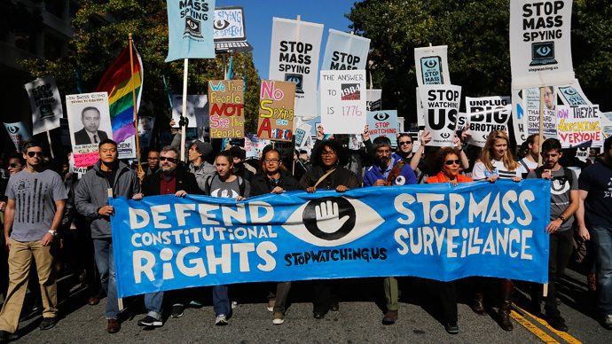 #StopWatchingUs rally against mass surveillance: Live Updates