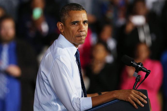 U.S. President Barack Obama (Spencer Platt / Getty Images / AFP)