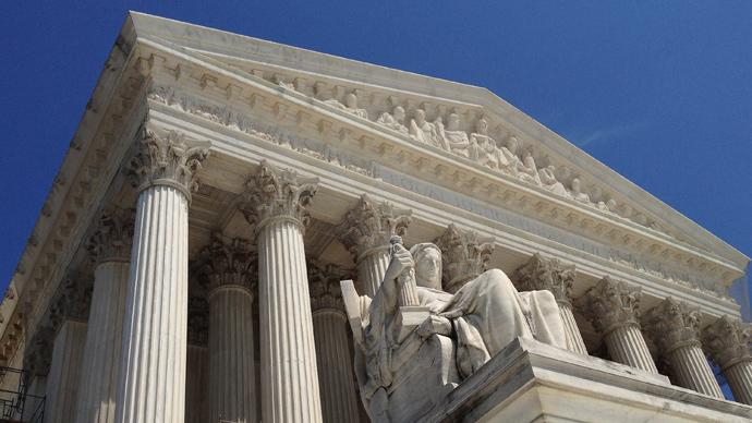 The U.S. Supreme Court building  (Chip Somodevilla / Getty Images / AFP)