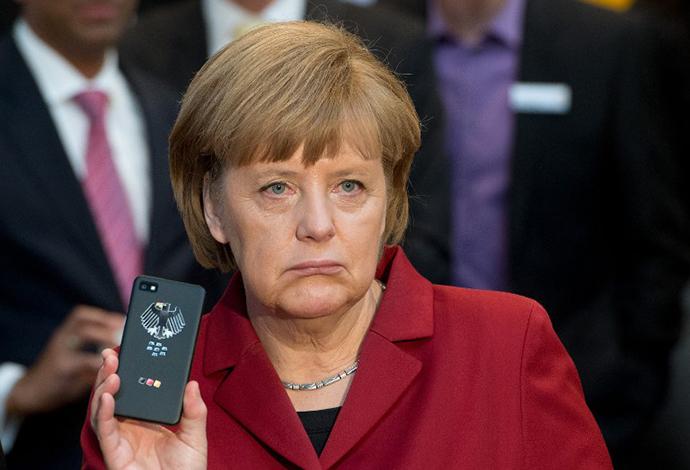 German Chancellor Angela Merkel (AFP Photo / Julian Stratenschulte)