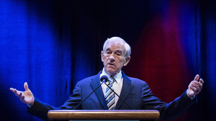 Ron Paul welcomes US-Saudi rift