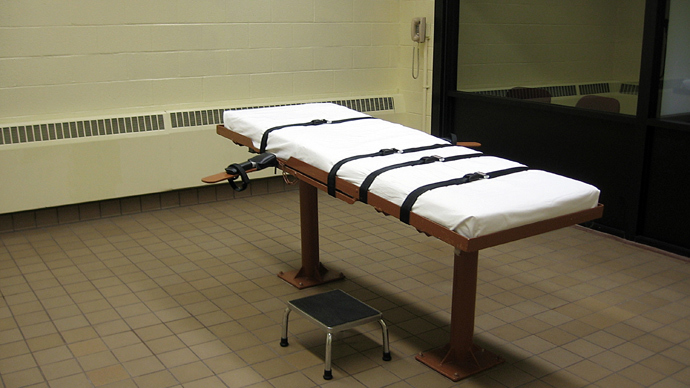 Untested execution drug combination to be used in Ohio