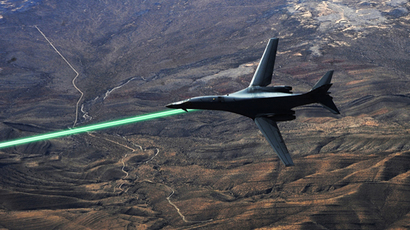 Air Force plans to arm sixth-generation fighters with laser weapons