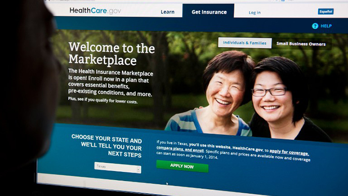 Healthcare.gov doesn't protect personal information of Obamacare applicants