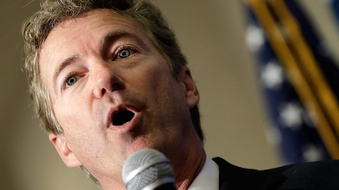 Rand Paul threatens to stop nomination of Yellen until Senate votes on 'Audit the Fed' bill