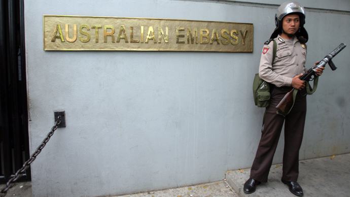 Uproar in China and other Asian nations over 'US spies through embassies' report