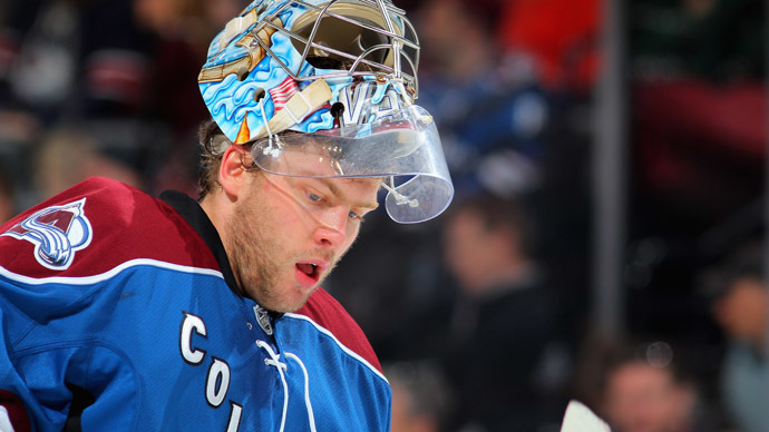 Colorado Avalanche Russian goalkeeper arrested on charges of kidnapping and assault