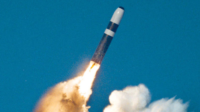 US readies for $400 bln nuclear arms upgrade