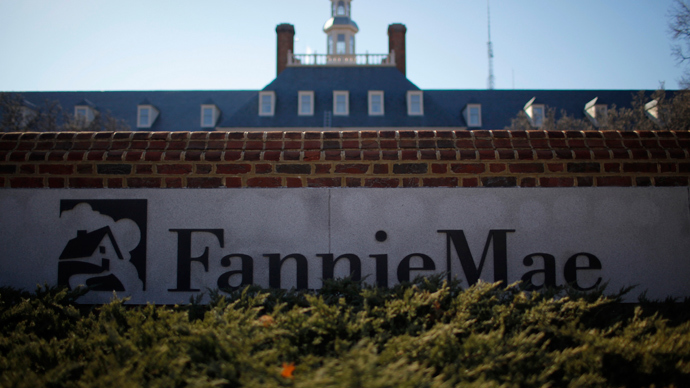 Fannie Mae sues 9 leading world banks over $800mn loss from Libor rigging