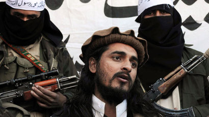 Pakistani Taliban pledges revenge after leader's death in drone strike
