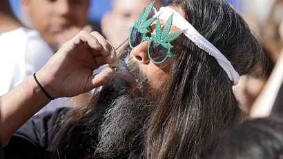 Colorado votes for super-tax on marijuana
