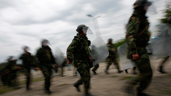 6,000 NATO troops hold one of largest post-Cold War drills near Russia's borders