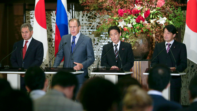 'A new page': Russia, Japan hold first 2+2 talks, aim to boost military cooperation