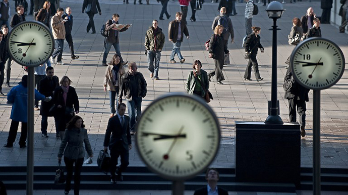 Go home! Credit Suisse tells employees to stop working Saturdays
