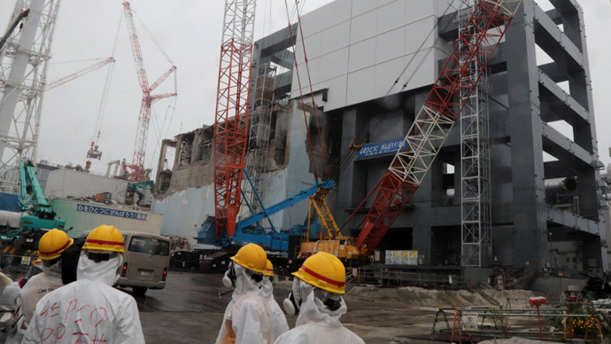 1 million tons of Fukushima debris floating near US West Coast?