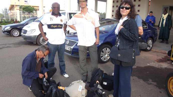 Two French journalists kidnapped and killed in Mali
