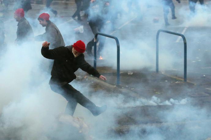 Reuters / Stephane Mahe