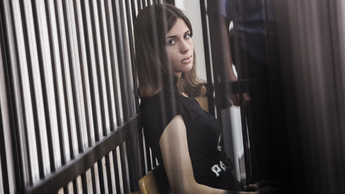 Pussy Riot member Tolokonnikova being moved to new prison – officials
